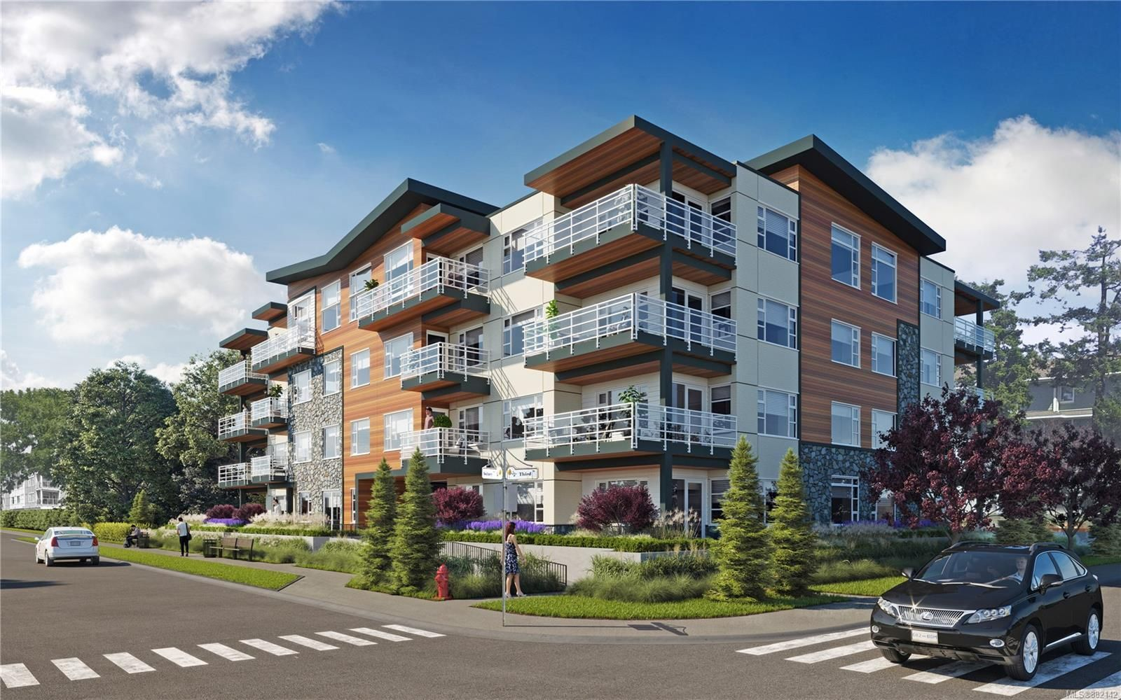 Main Photo: 307 9861 Third St in : Si Sidney North-East Condo for sale (Sidney)  : MLS®# 882142