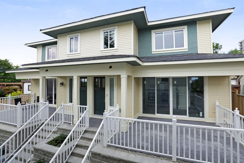 Main Photo: 2 214 W 6TH Street in North Vancouver: Lower Lonsdale 1/2 Duplex for sale : MLS®# R2359302
