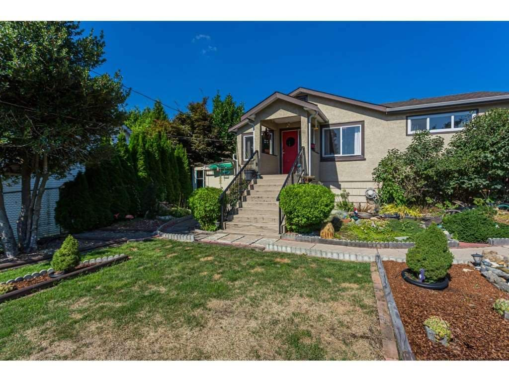 Main Photo: 33009 14TH Avenue in Mission: Mission BC House for sale : MLS®# R2545574