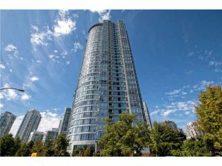 "Photo 1: 2608 1033 MARINASIDE Crescent in Vancouver: Yaletown Condo for sale in ""QUAY WEST 1"" (Vancouver West)  : MLS®# V1089970"