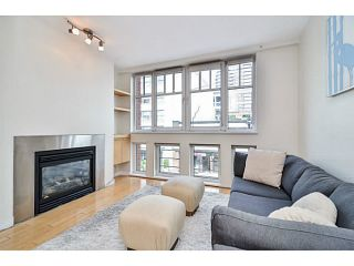 """Photo 6: 304 1072 HAMILTON Street in Vancouver: Yaletown Condo for sale in """"CRANDALL BUILDING"""" (Vancouver West)  : MLS®# V1064027"""