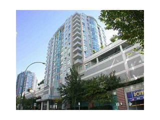 "Photo 1: 1106 728 PRINCESS Street in New Westminster: Uptown NW Condo for sale in ""PRINCESS TOWER"" : MLS®# V890257"