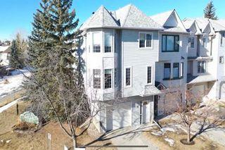 Photo 39: 91 Patina Rise SW in Calgary: Patterson Row/Townhouse for sale : MLS®# A1071867