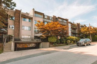 """Photo 1: 410 13316 OLD YALE Road in Surrey: Whalley Condo for sale in """"YALE HOUSE"""" (North Surrey)  : MLS®# R2616620"""
