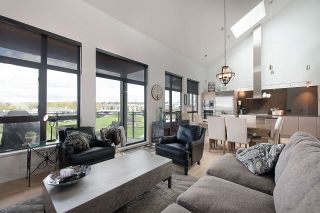 """Photo 7: 401 220 SALTER Street in New Westminster: Queensborough Condo for sale in """"GLASSHOUSE LOFTS"""" : MLS®# R2159431"""