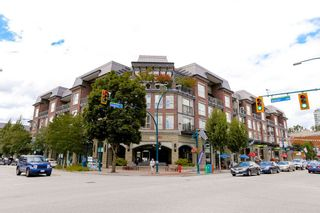 """Photo 1: 216 2627 SHAUGHNESSY Street in Port Coquitlam: Central Pt Coquitlam Condo for sale in """"VILLAGIO"""" : MLS®# R2094300"""