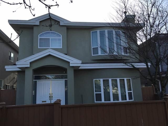 Main Photo: 2686 WAVERLEY AV in VANCOUVER: Killarney VE House for sale (Vancouver East)  : MLS®# R2016765