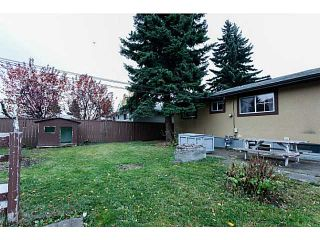 Photo 20: 16 ARBOUR Crescent SE in Calgary: Acadia Residential Detached Single Family for sale : MLS®# C3640251
