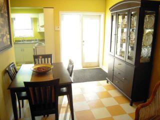 Photo 4: 110 PILGRIM Avenue in WINNIPEG: St Vital Residential for sale (South East Winnipeg)  : MLS®# 1020150
