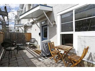 Photo 2: 9 2001 34 Avenue SW in CALGARY: Altadore_River Park Townhouse for sale (Calgary)  : MLS®# C3611257