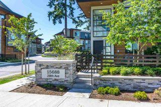"Photo 1: 45 15688 28 Avenue in Surrey: Grandview Surrey Townhouse for sale in ""SAKURA"" (South Surrey White Rock)  : MLS®# R2184852"