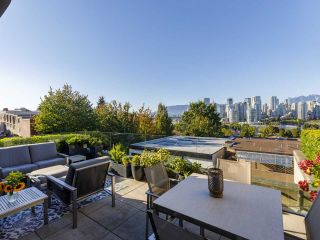 Photo 23: 201 977 W 8TH AVENUE in Vancouver: Fairview VW Condo for sale (Vancouver West)  : MLS®# R2528036