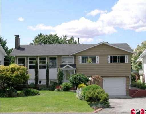"Main Photo: 11061 JAY CR in Surrey: Bolivar Heights House for sale in ""Riverside/Birdland"" (North Surrey)  : MLS®# F2613988"
