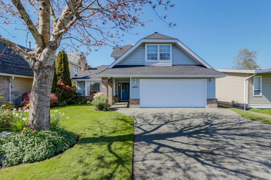 Main Photo: 4473 62 STREET in Delta: Holly House for sale (Ladner)  : MLS®# R2053006