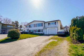 Photo 1: A 46520 ROLINDE Crescent in Chilliwack: Chilliwack E Young-Yale 1/2 Duplex for sale : MLS®# R2565387