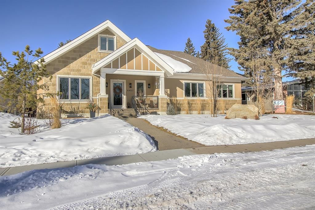 Main Photo: 6407 20 Street SW in Calgary: North Glenmore Park Detached for sale : MLS®# A1072190