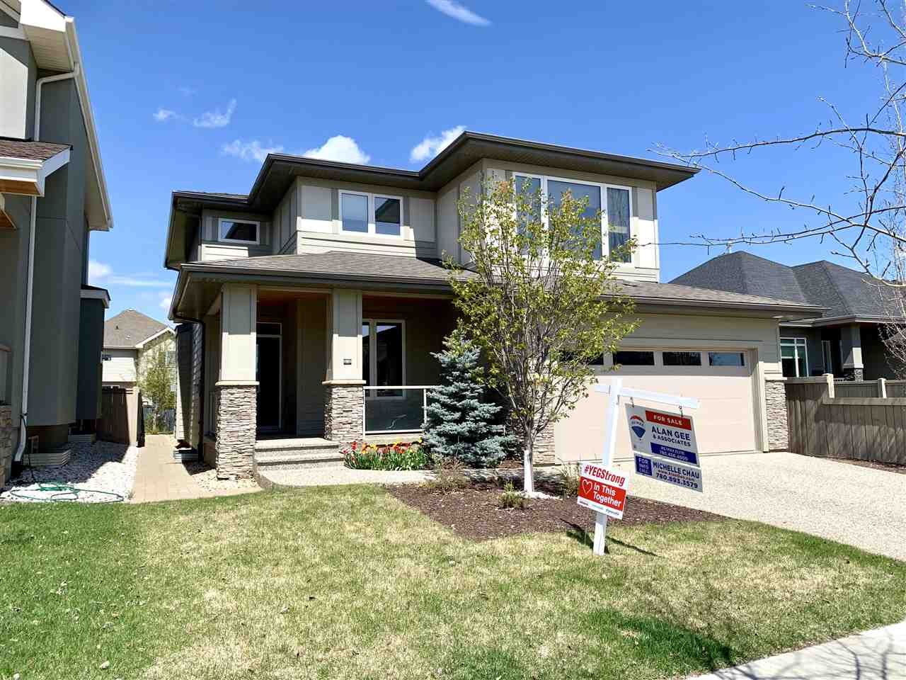 Main Photo: 7266 MAY Road in Edmonton: House for sale