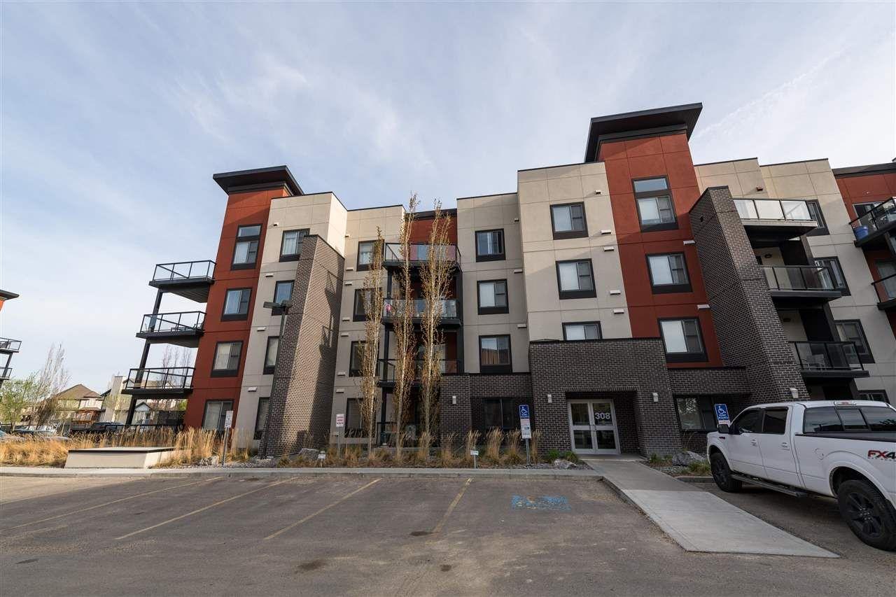 Main Photo: 437 308 AMBELSIDE Link in Edmonton: Zone 56 Condo for sale : MLS®# E4241630