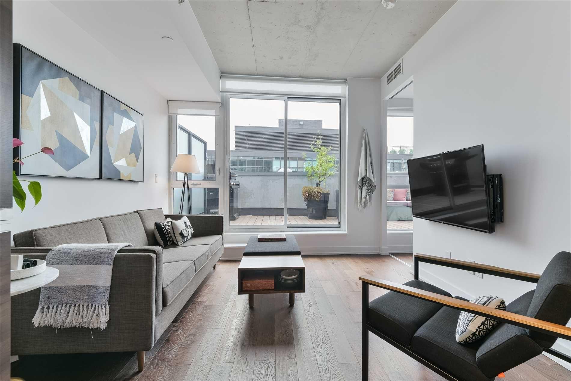 Photo 4: Photos: 910 1190 E Dundas Street in Toronto: South Riverdale Condo for sale (Toronto E01)  : MLS®# E4496416