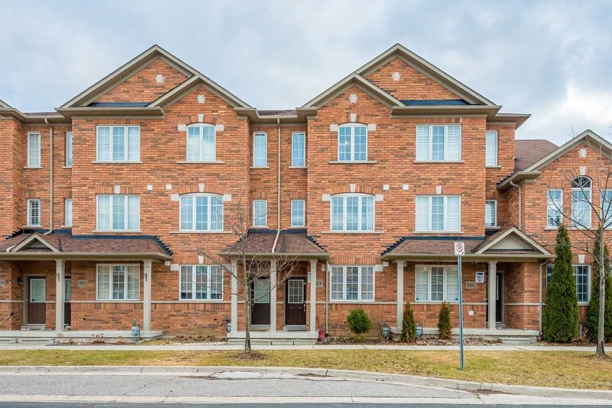 Main Photo: 503 White's Hill Ave in Markham: Freehold for sale : MLS®# N4722415
