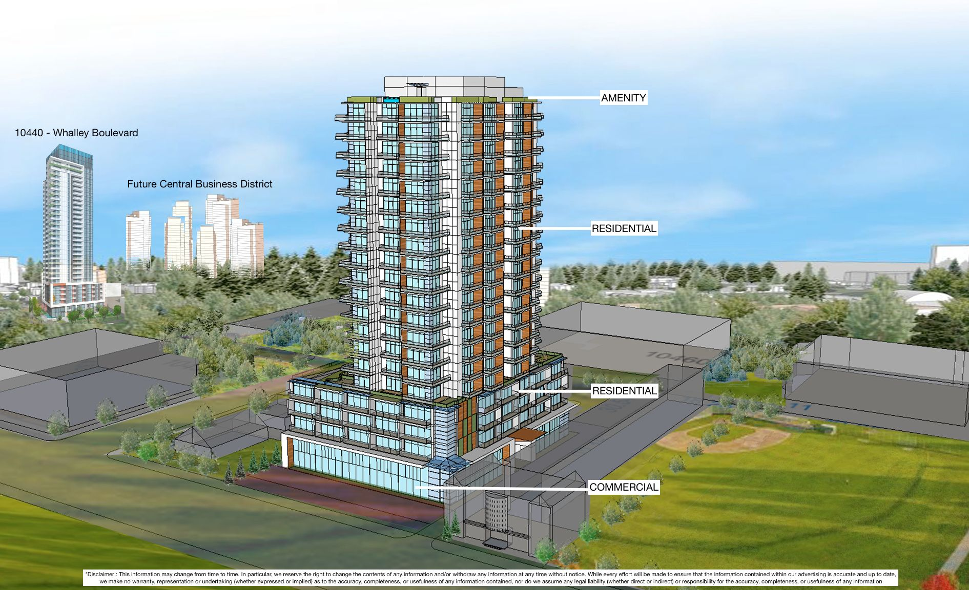 Main Photo: 13927 104 Avenue in Surrey: Whalley Land Commercial for sale (North Surrey)