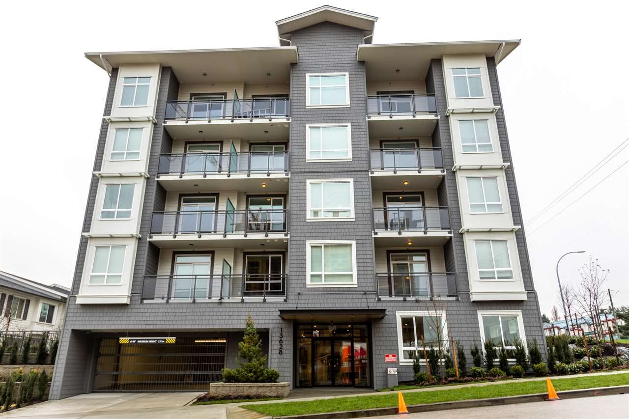 Main Photo: 115 13628 81A Avenue in Surrey: East Newton Condo for sale : MLS®# R2524091