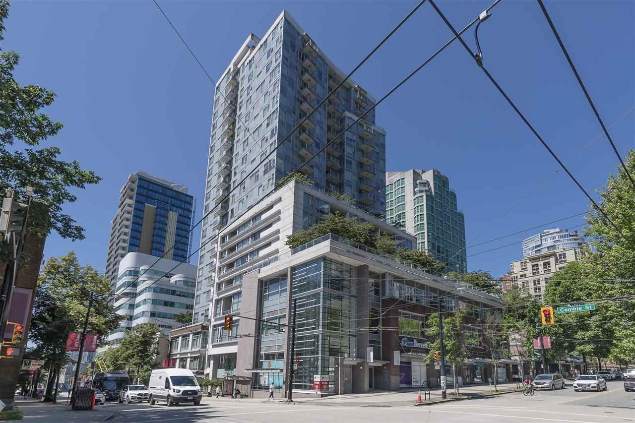 Main Photo: 1907 821 CAMBIE STREET in Vancouver: Downtown VW Condo for sale (Vancouver West)  : MLS®# R2475727