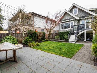 Photo 28: 2555 OXFORD Street in Vancouver: Hastings Sunrise House for sale (Vancouver East)  : MLS®# R2556739