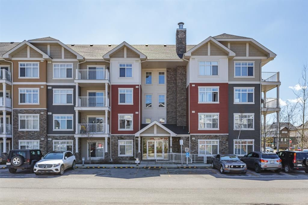 Main Photo: 1201 155 Skyview Ranch Way NE in Calgary: Skyview Ranch Apartment for sale : MLS®# A1107780