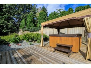 Photo 18: 16463 78TH Avenue in Surrey: Fleetwood Tynehead House for sale : MLS®# F1424065