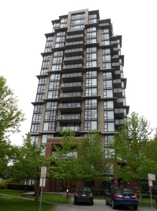 """Main Photo: 502 11 E ROYAL Avenue in New Westminster: Fraserview NW Condo for sale in """"Victoria Hill High-Rise Residences"""" : MLS®# R2062450"""