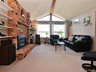 Photo 3: 1287 Lidgate Crt in VICTORIA: SW Strawberry Vale House for sale (Saanich West)  : MLS®# 740676