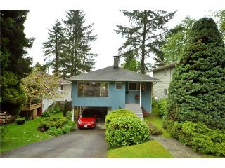 Photo 1: 1345 DYCK Road in North Vancouver: Lynn Valley House for sale : MLS®# V891936