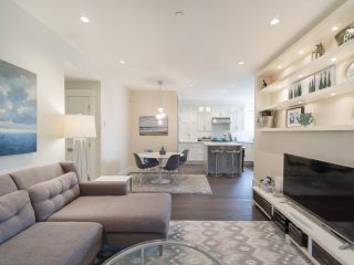 Photo 5: 2348 W 8TH AVENUE in Vancouver: Kitsilano Townhouse for sale (Vancouver West)  : MLS®# R2247812