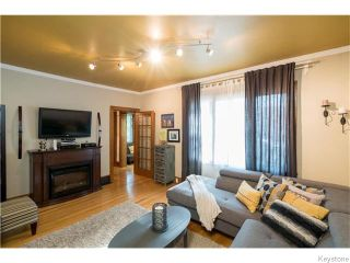Photo 4: 321 Waterloo Street in Winnipeg: River Heights / Tuxedo / Linden Woods Residential for sale (South Winnipeg)  : MLS®# 1614223