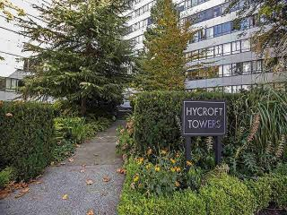 "Photo 1: 206 1445 MARPOLE Avenue in Vancouver: Fairview VW Condo for sale in ""HYCROFT TOWERS"" (Vancouver West)  : MLS®# V1090096"