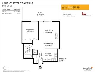 "Photo 14: 102 17769 57 Avenue in Surrey: Cloverdale BC Condo for sale in ""Cloverdowns Estate"" (Cloverdale)  : MLS®# R2572603"