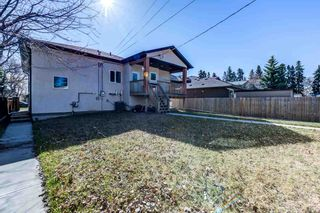 Photo 39: 9818 154 Street in Edmonton: Zone 22 House for sale : MLS®# E4241780