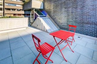 """Photo 15: 1145 HORNBY Street in Vancouver: Downtown VW Townhouse for sale in """"ADDITION"""" (Vancouver West)  : MLS®# R2574900"""