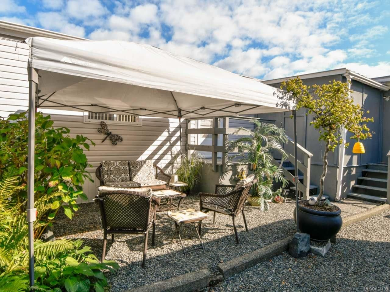 Photo 9: Photos: 38 951 Homewood Rd in CAMPBELL RIVER: CR Campbell River Central Manufactured Home for sale (Campbell River)  : MLS®# 824198