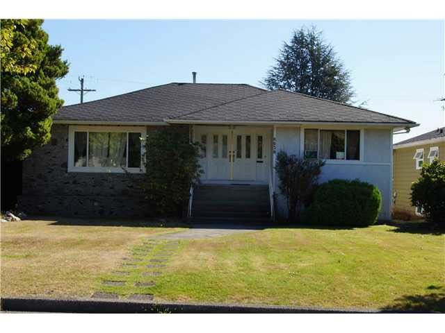 Main Photo: 6638 ASH Street in Vancouver: South Cambie House for sale (Vancouver West)  : MLS®# R2066677