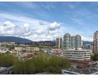 Photo 9: 1504 4118 DAWSON Street in Burnaby: Brentwood Park Condo for sale (Burnaby North)  : MLS®# V706492