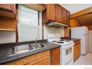 Photo 8: 1057 Ingersoll Street in WINNIPEG: West End / Wolseley Residential for sale (West Winnipeg)  : MLS®# 1519837