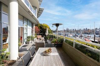"Photo 23: 626 KINGHORNE Mews in Vancouver: Yaletown Townhouse for sale in ""Silver Sea"" (Vancouver West)  : MLS®# R2575284"