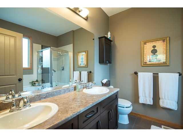 """Photo 12: Photos: 85 24185 106B Avenue in Maple Ridge: Albion Townhouse for sale in """"TRAILS EDGE BY OAKVALE"""" : MLS®# V1143588"""