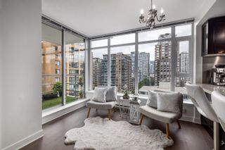 """Photo 7: 1302 1133 HOMER Street in Vancouver: Yaletown Condo for sale in """"H&H"""" (Vancouver West)  : MLS®# R2618125"""