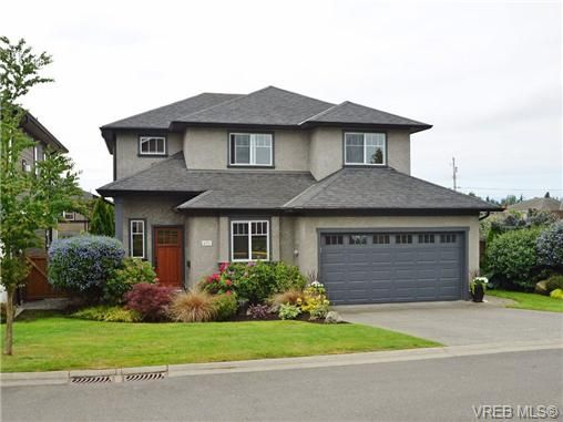 Main Photo: 4050 Copperfield Lane in VICTORIA: SW Glanford House for sale (Saanich West)  : MLS®# 704184