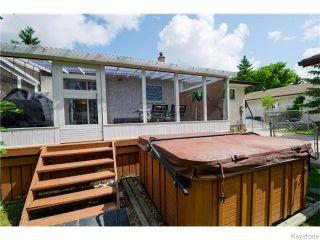 Photo 19: 542 Paufeld Drive in Winnipeg: North Kildonan Residential for sale (North East Winnipeg)  : MLS®# 1618479