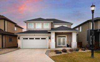 Photo 1: 14 Eagleview Road in Winnipeg: Bridgwater Lakes Residential for sale (1R)  : MLS®# 202110379