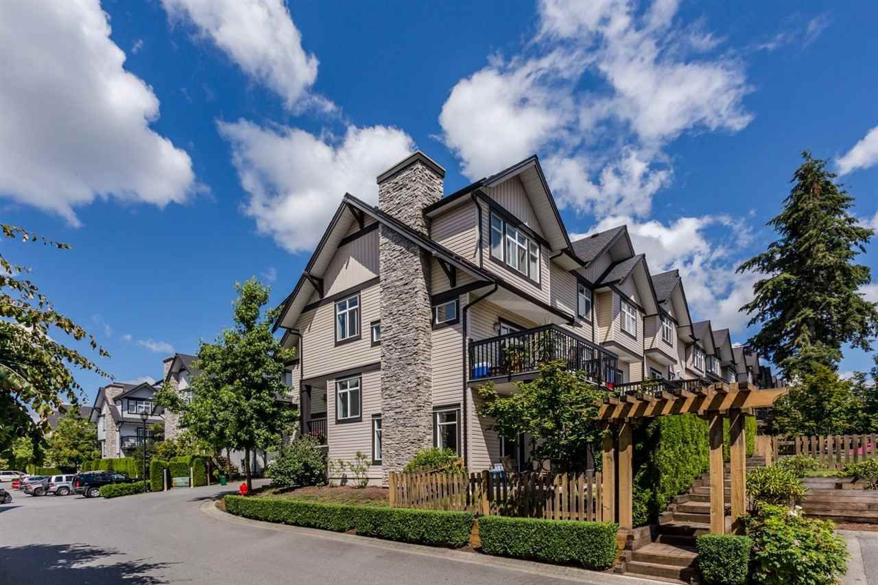 """Main Photo: 70 19932 70 Avenue in Langley: Willoughby Heights Townhouse for sale in """"Summerwood"""" : MLS®# R2114626"""